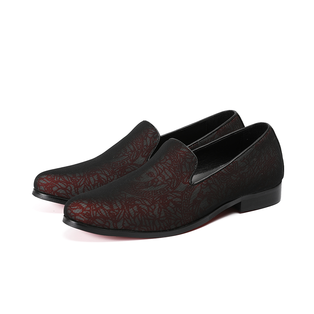 Sapatos as Brogues Couro Homens Do Pista Pé Mocassins Picture Slipon Chaussure Causal Picture De Dedo Flats Veludo Chinelos Casamento Genuíno Redondo As Homme wAnOq71Szx