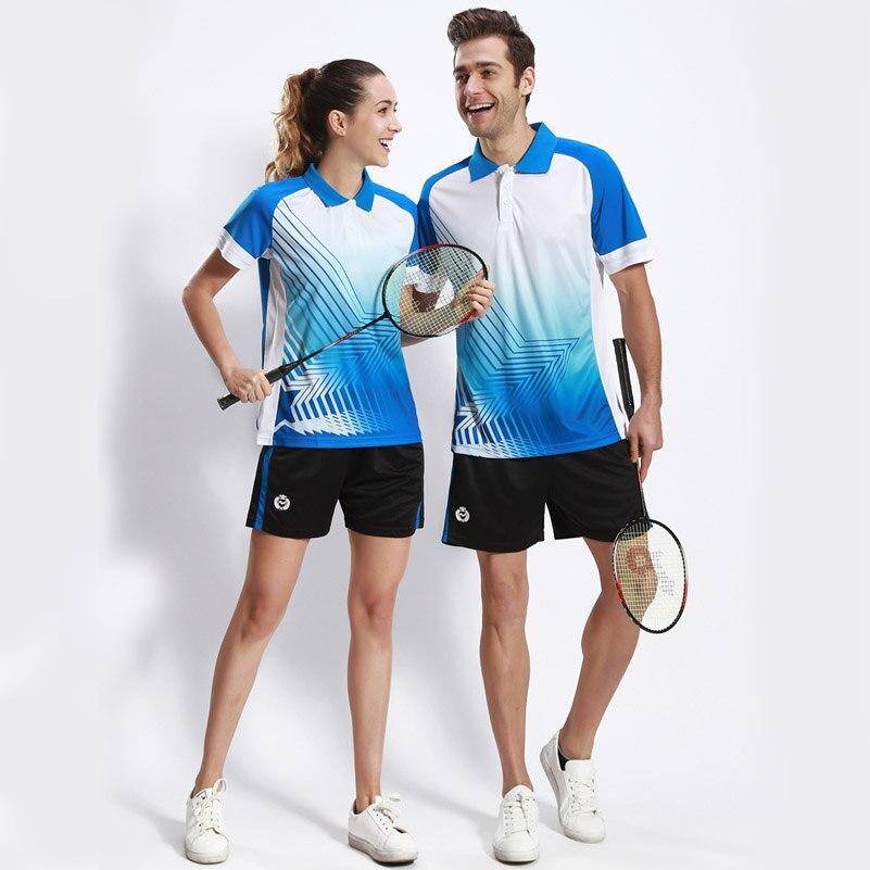 Badminton Herren / Damen Sportbekleidung Tischtennis 1 Satz Sport - Sportbekleidung und Accessoires - Foto 2