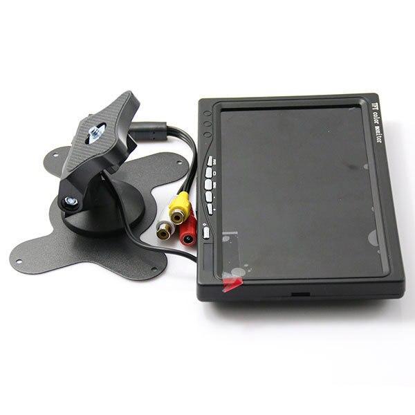 7 inch LCD 800 x 480 HD TFT Monitor FPV