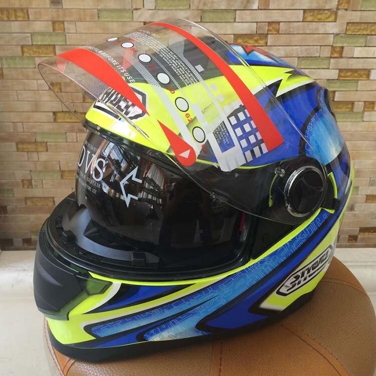 Motorcycle in the summer seasons men and women anti-fog helmet's cross-country car horns fashion cat ears helmet 9