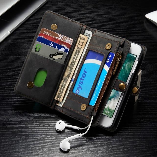 iphone x coque portefeuille