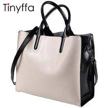 Tinyffa 100% genuine leather bag designer handbags high quality Dollar prices shoulder bag women messenger bags famous brands