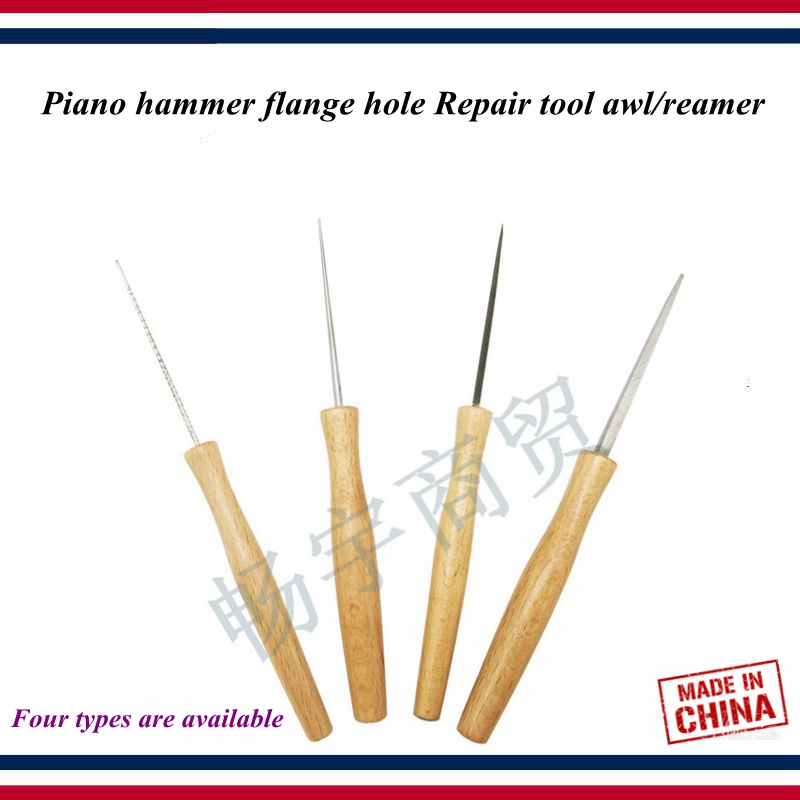 Piano Tuning Tools Accessories  Piano Hammer Flange Hole Repair Tool Awl  Reamer  Piano Repair Tool Parts