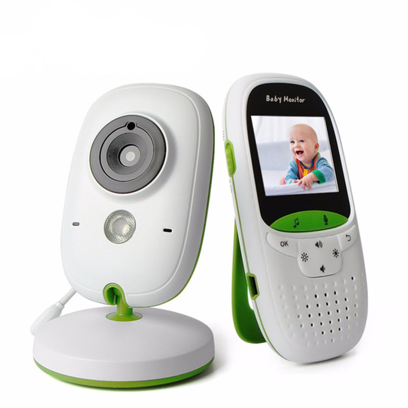 MBOSS 2 0 Inch Wireless Baby Monitor Electronic Babysitter Radio Video Nanny Camera Night Vision Temperature