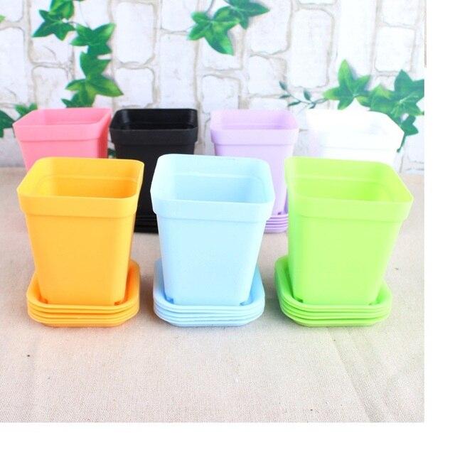 Download Wallpaper Square Plastic Vase Full Wallpapers