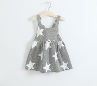 Retail Summer Girls Dress Baby Kids Sling Bow Birthday Christmas Wedding Party Tutu Clothing 1AA610DS82R Eleven