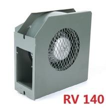 Schindler Elevator parts 300P hoisting machine 380V fan RV140 ID: 142984