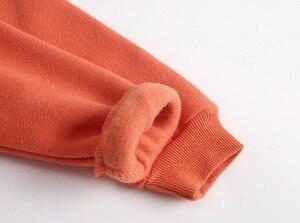 Image 5 - ילד תינוק חולצות תינוק בנות נים סתיו אביב חורף בעלי החיים צמר ארוך שרוול חולצות ילדים בגדי תינוקות חולצה