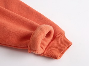 Image 5 - Sudaderas con capucha para niño y niña, ropa con capucha para bebé, camisetas de manga larga con forro polar de Animal, ropa para niño, blusa infantil