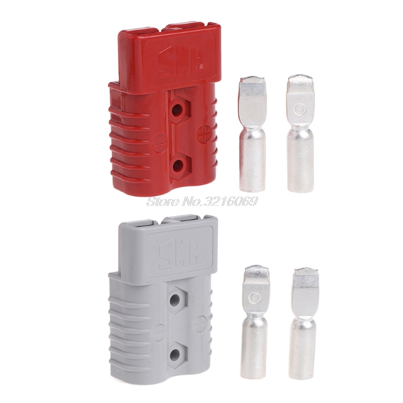 175A 600V Style Plug Double Pole Connector DC Power Solar 2 Colors175A 600V Style Plug Double Pole Connector DC Power Solar 2 Colors