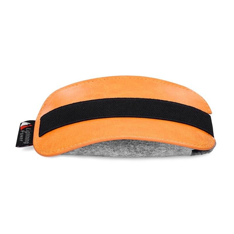 2018New! Оранжевый чехол из искусственной кожи для мыши, чехол для мыши, сумка для хранения для Apple Magic mouse