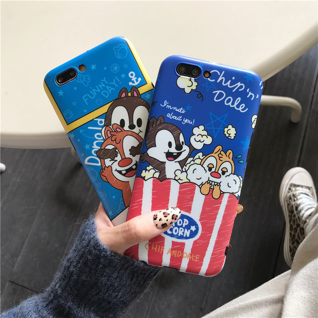 Cute Squirrel Phone Case For iPhone