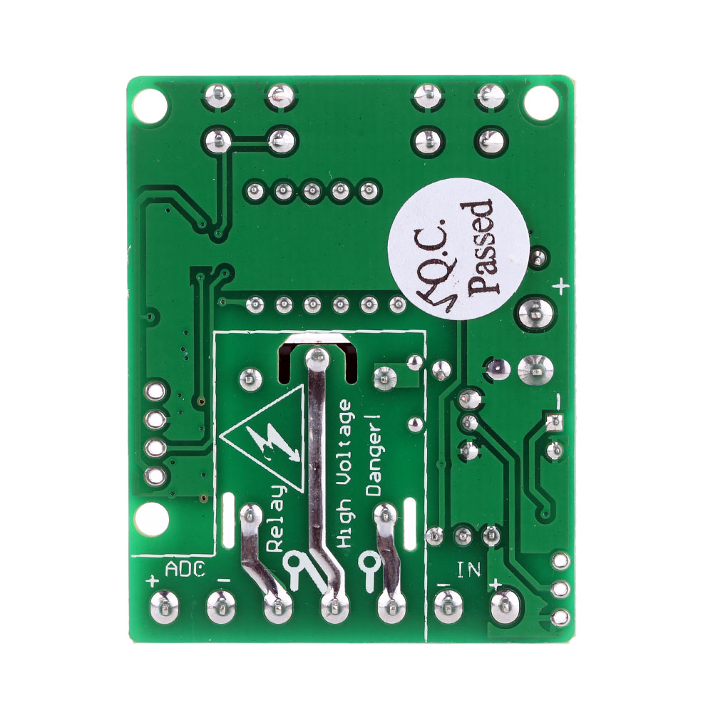 Excellent Relay Module Dc 12v Switch Control Board Transistor Voltage Detection Charging Discharge Monitor Test In Instrument Parts