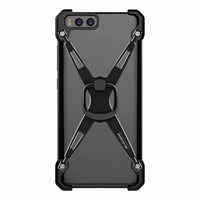 NILLKIN Barde Metal Case With Ring For Xiaomi Mi6 Case Phone Case High Quality Frame For