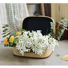 Artificial Fake Flowers Babysbreath Flower Wedding Decoration DIY decoration flower plastic for wedding home