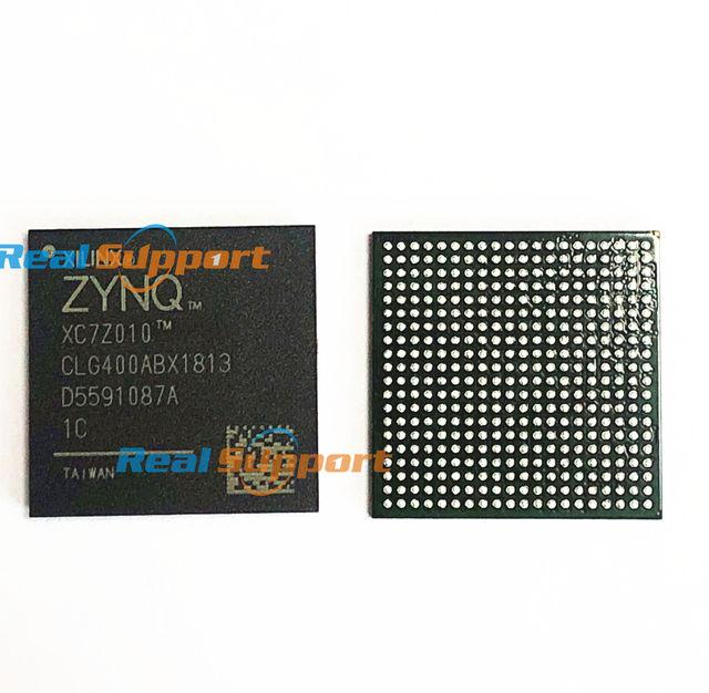 新しい XC7Z010 XC7Z010 CLG400 XC7Z010 1CLG400C IC チップ S9 T9 + 鉱夫コントローラボード CPU