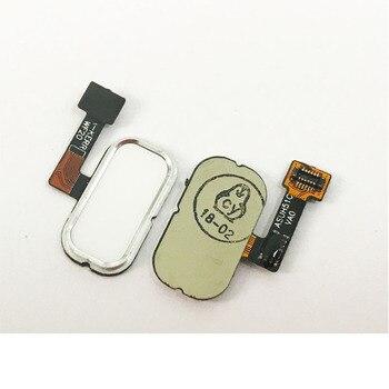 10Pcs/Lot, High Quality Home Menu Button Flex Cable Fingerprint Flex Cable For Asus Zenfone 3 ZE520KL ZE552KL Repair Parts