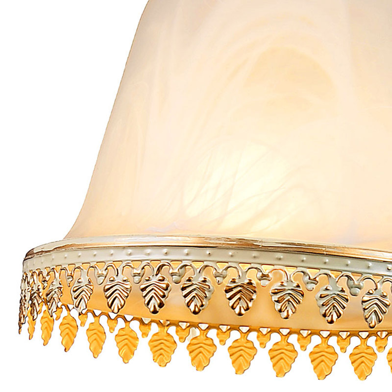 Sadə Avropa üslublu lampalar lampalar parlaq kolqantlar parıldayan - Daxili işıqlandırma - Fotoqrafiya 4