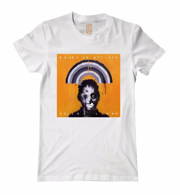 e9b043b14d1e 7 designs Massive Attack Punk Rock White T shirt 3D mma fitness 100%Cotton  Heavy Metal print Tshirt XXXL men women beetle