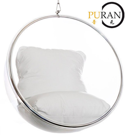 eero aarnio bubble chair round bar table and chairs space transparent ball hanging minimalist
