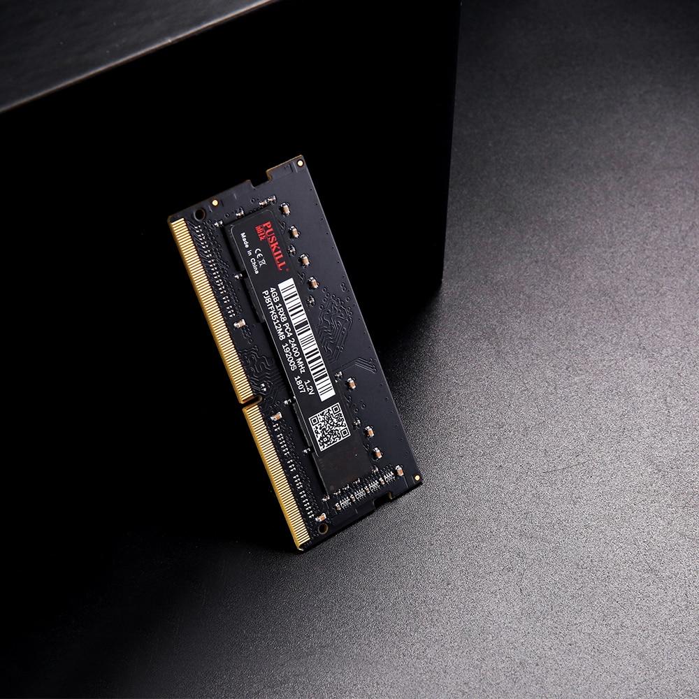 PUSKILL memoria Ram DDR4 8GB 4GB 16GB 2400mhz 2133 2666mhz sodimm notebook high performance laptop memory 5