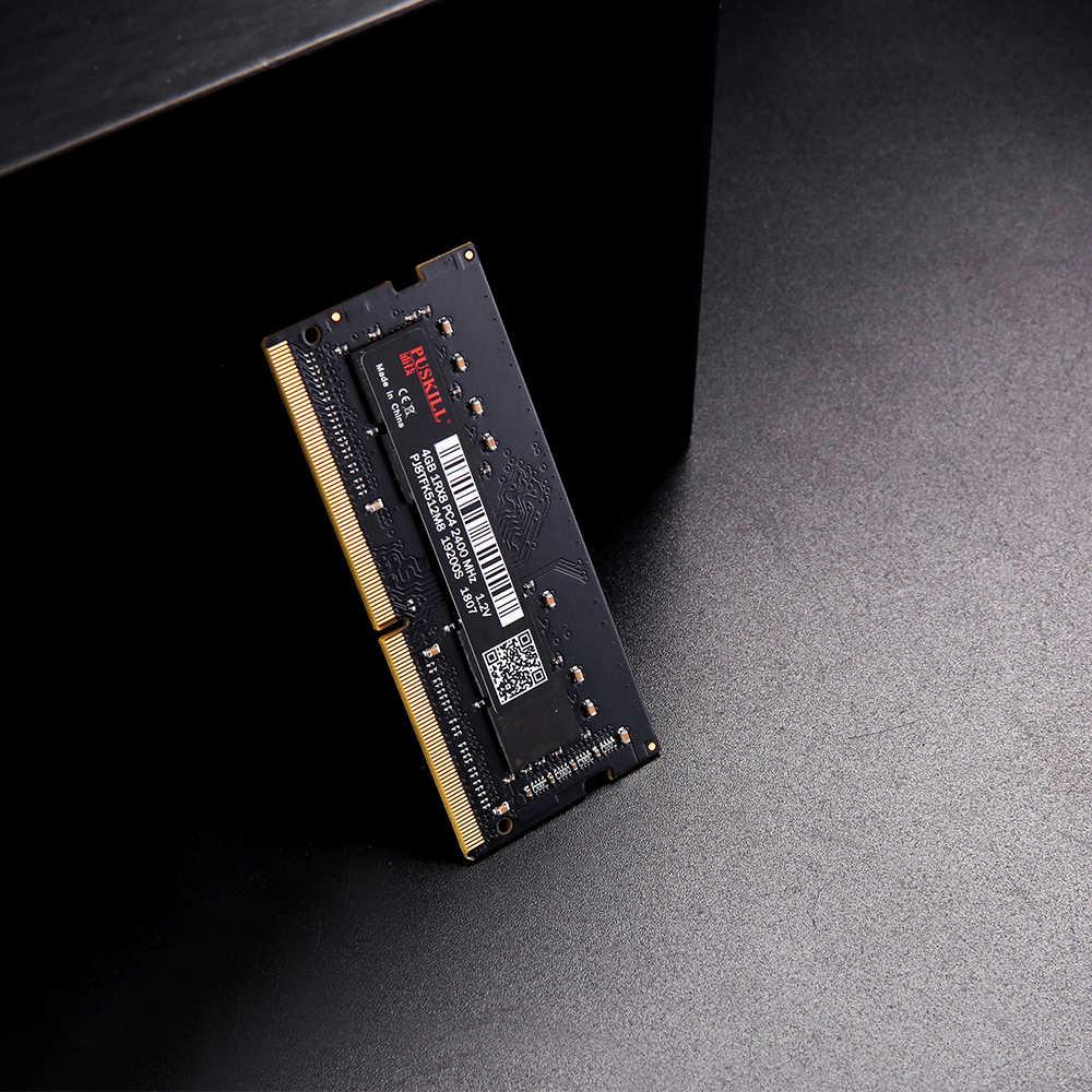 PUSKILL メモリアラム DDR4 8 ギガバイト 4 ギガバイト 16 ギガバイト 2400 mhz 2133 2666 mhz sodimm ノート高高性能メモリ