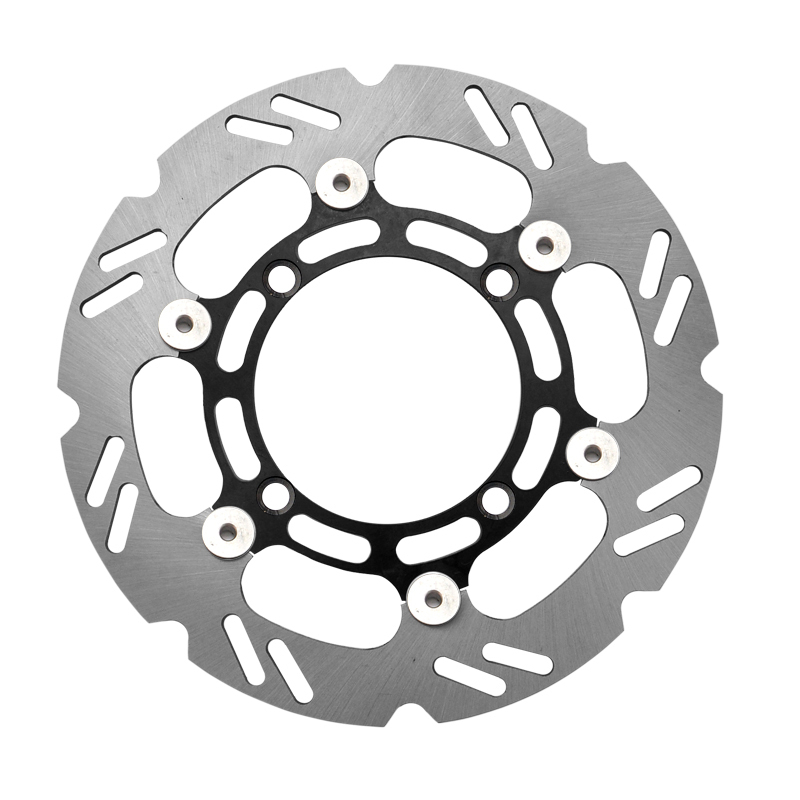 LOPOR Motorcycle Front Brake Disc Rotor KX125 03-05 KLX250 98-06 KX250 03-05 RM-Z250 04-06 KX250F 04-05 KLX 250 NEW bikingboy front brake disc rotor for hyosung gt 125 gt125 r naked 01 02 03 04 05 06 07 08 09 10 11 gt 250 gt250 comet 2003 2008