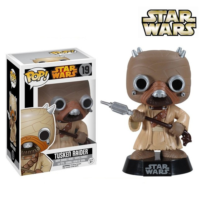 Funko Pop! Star Wars Action Figure – Tusken Raider