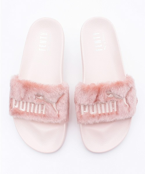 PUMA BY RIHANNA LEADCAT FENTY Slippers and women Shoes ...