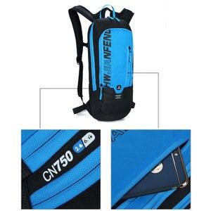 Image 3 - Рюкзак мужской, водонепроницаемый, нейлоновый, с отделением для воды