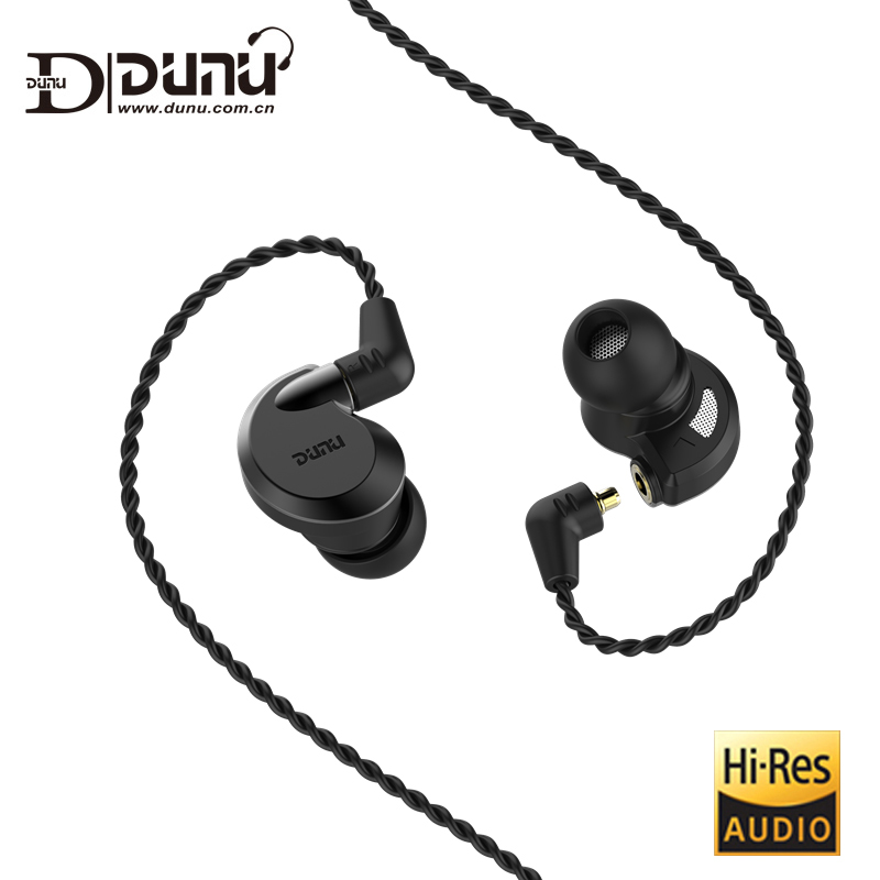 DUNU Falcon-C Dynamic IEM-CNT(Carbon nanotubes) Diaphragm in-ear Earphone Falcon C Topsound ukingmei uk 2050 wireless in ear monitor system sr 2050 iem personal in ear stage monitoring 2 transmitter 2 receivers