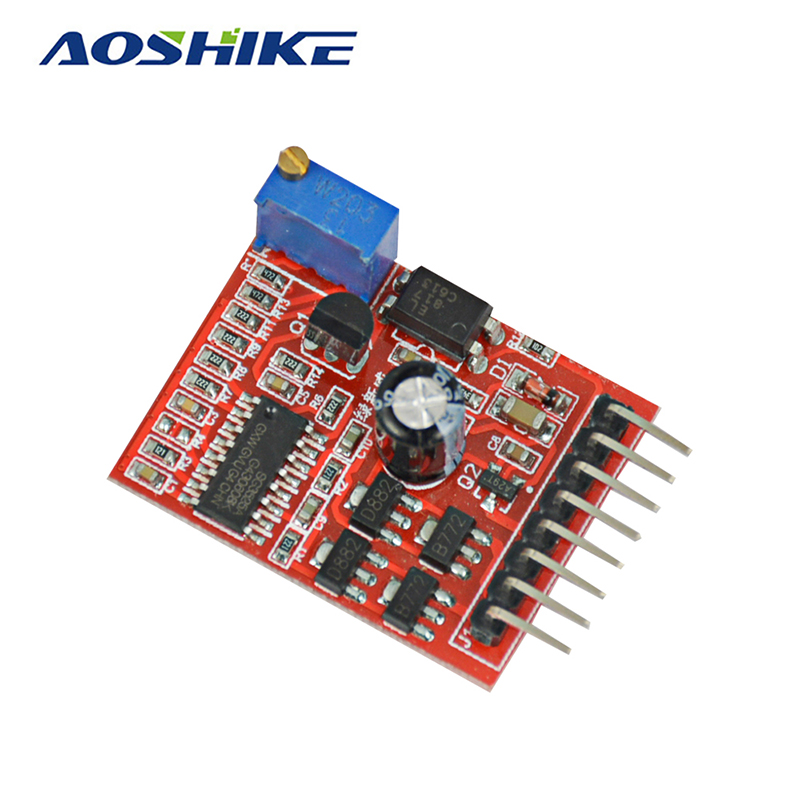 Aoshike SG3525 Inverter Head Preamplifier Drive Small Board Plate B772+D882 with the Water Protection Totem