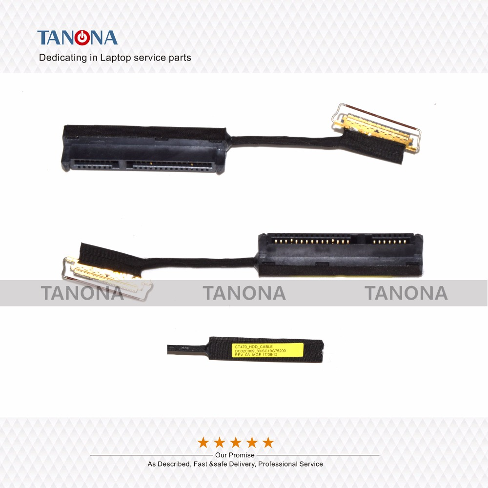 New Original For Thinkpad T470 Hard Drive HDD Connector Sata Cable DC02C009L30