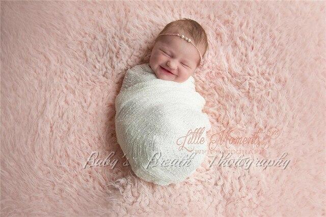 Wholesale 5pc lot stretch rayon wraps newborn photography wraps baby stretch swaddlings