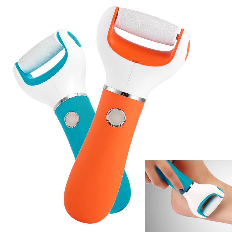 Electric A Pedicure Foot Care Tool Files Callus Remover Rechargeable Sawing Scholls File For Feet Dead Skin Callus Peel sawing scholls electric foot file callus remover file for feet foot pedicure exfoliator remover 1 extra roller heads page 1 page 1