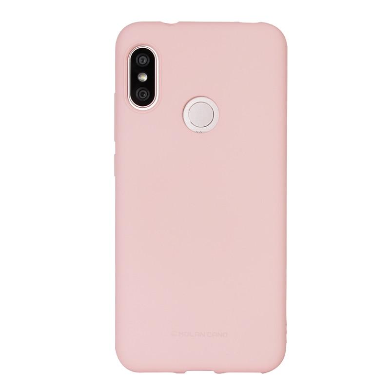 Blackmix Silicone Phone Case For Redmi 6 Pro  Redmi A2 lite Official Cover For Xiaomi Cases For Redmi A2 lite Retail Box (6)