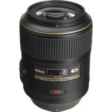 Nikon 105 VR Lens Nikkor AF-S Micro 105mm f/2.8G IF-ED  VR Macro  Lens Lente