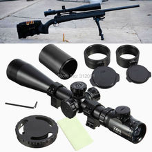 Buy online New ZOS 6-24X50ESF IR SWAT Extreme Tactical Rifle Scope Hunting Optics Riflescopes Telescope