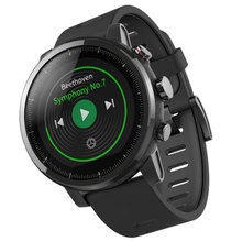 Sports Waterproof Smart Watch with Heart Rate Sensor