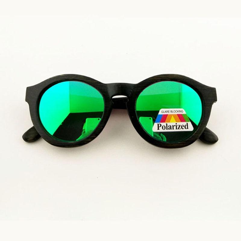 Freies blue Und 10 Lens Frauen beige green Brillen los Red grey Holz Verschiffen Runde Männer Lens mix Teile Vintage Lub132 Bambus Lens Lens Großhandel Sonnenbrille 4A7T4