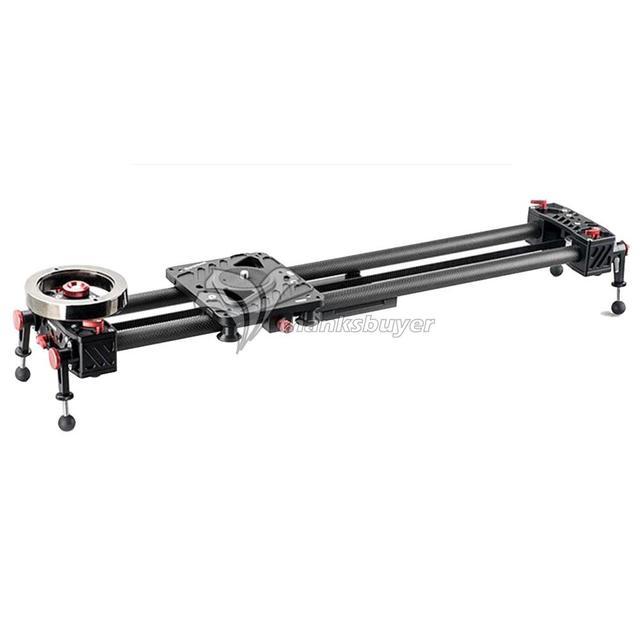 IFOOTAGE Shark Slider S1 BUNDLE 120cm Carbon Fiber Video Slider Kit for DSLR Camcorder