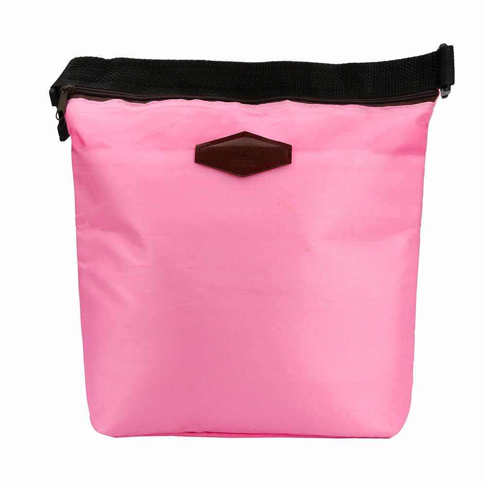 Almoço saco térmico à prova dwaterproof água isolado lancheira portátil tote armazenamento piquenique sacos torba na almoço #3