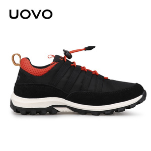 Image 3 - New Boys And Girls Sports Shoes Autumn UOVO 2020 Children Shoes Breathable Kids Shoes Brethable Flat Casual Sneakers Eur #32 38
