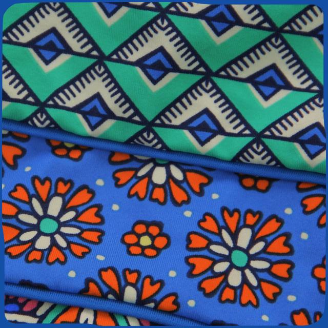 Colorful Girl's Swimwear