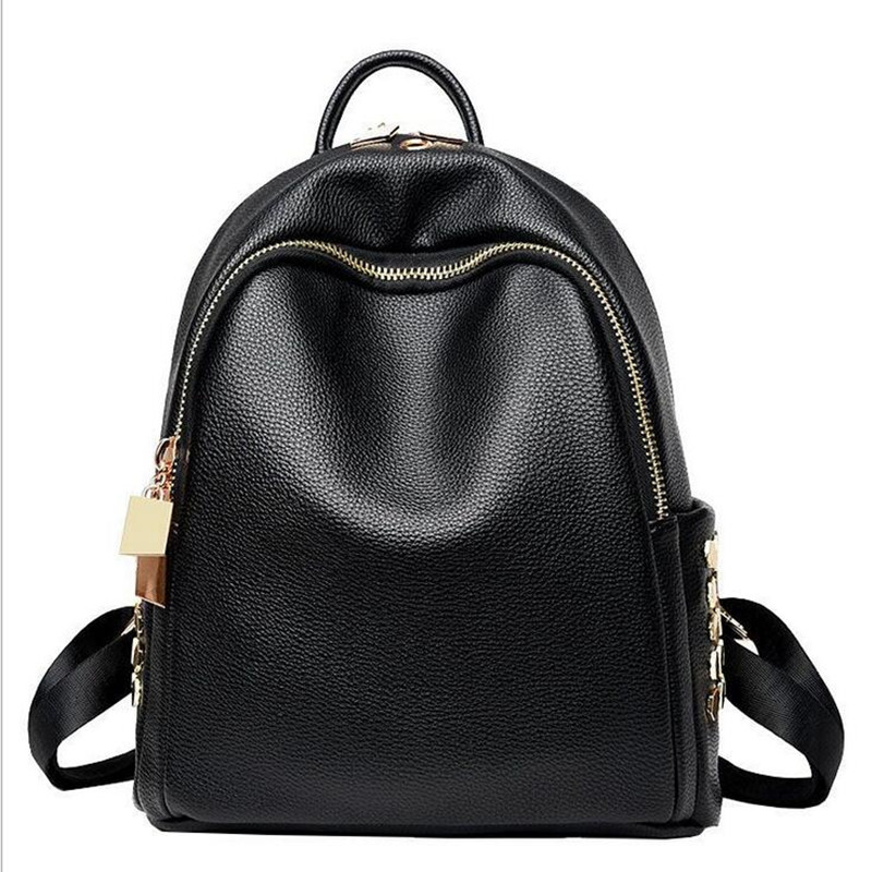 MHCADD Woman Backpack Fashion 2017 Designers School Bag ...