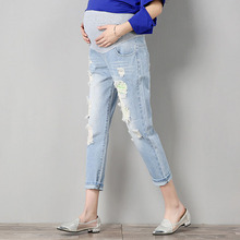 Maternity-Pants Legging Trousers Overalls Pregnancy-Clothing Women for Nursing-Prop-Belly