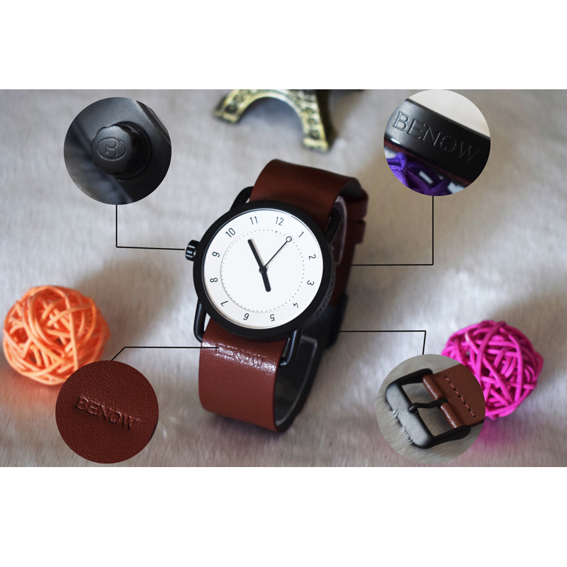 Fashion Women Watch Luxury Brand Leather Strap Watch Women Dress Watch Fashion Casual Quartz Watch Reloj Mujer Wristwatch 1pc 1156 ba15s 1206 22smd white led brake turn light auto mobile wedge lamp tail bulb super bright dc 12v csl2017