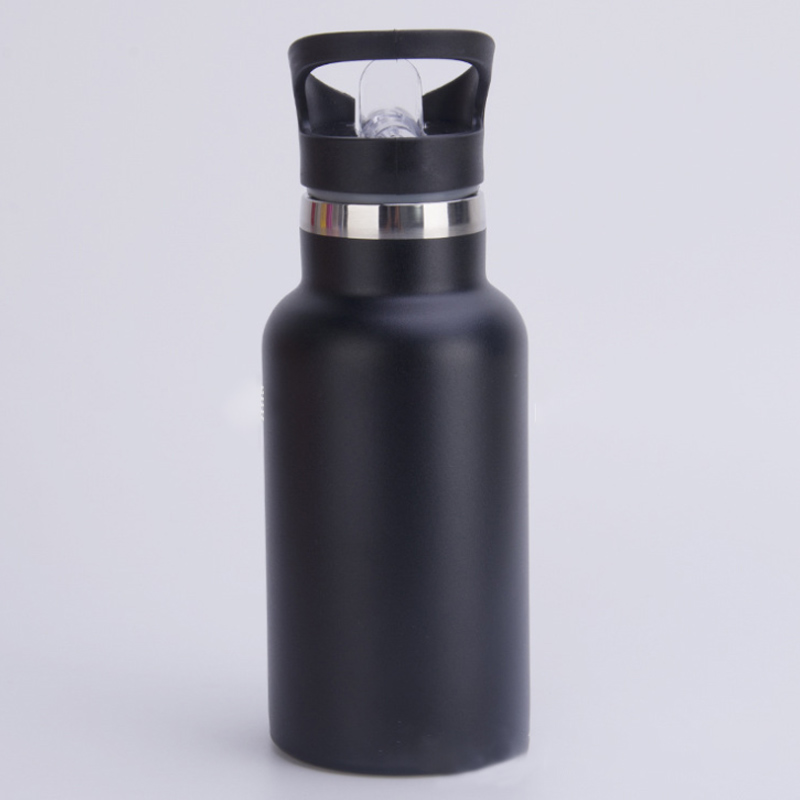 New stainless steel water bottle Leak Proof Seal Sport drinking travel Sports water bottles portable Christmas gift