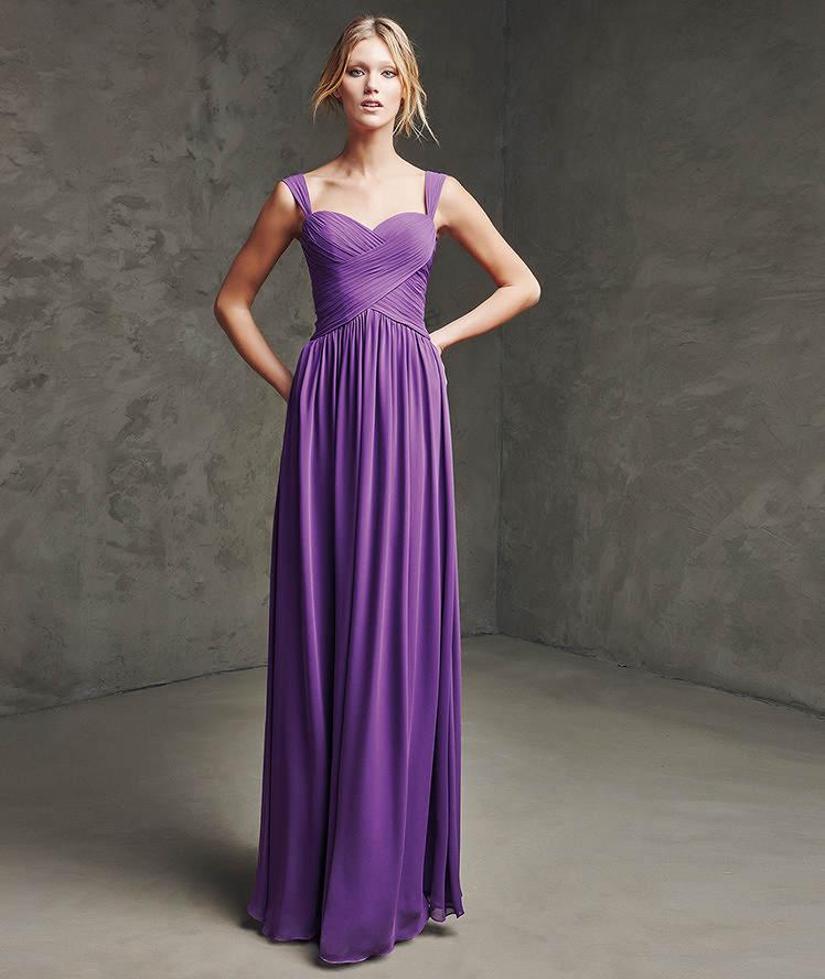 Bonito Vestidos De Dama De Asia Modelo - Ideas para el Banquete de ...