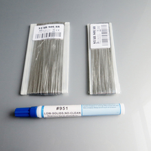 30M Tab wire 3M Bus wire PV Ribbon Tabbing wire 1pc Kester 951 10ml Soldering Rosin
